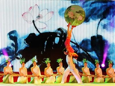 第二届休博会淳安主园区暨2011中国·杭州千岛湖秀水节闭幕式精彩回放