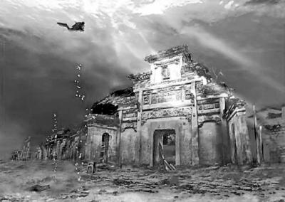 千岛湖水下古城探秘